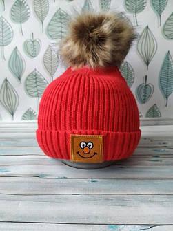 Детская шапки зима