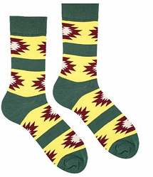 Носки Sammy Icon Gaspar 36-40 Green/Yellow