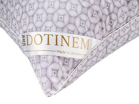 Подушка DOTINEM VALENCIA шариковый холлофайбер 70х70 (214996-12), фото 2