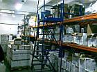 Паллетный стеллаж приставной H3500хL2700х1100 мм(пол.+2 уровня по 2300 кг на уровень), хранение на паллетах, фото 8