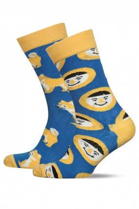 Носки Sammy Icon Dorset 36-40 Blue/Yellow, фото 2