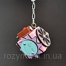 Бизикуб 5*5 развивающий по методеке Монтессори бізікуб бизикубик розовый