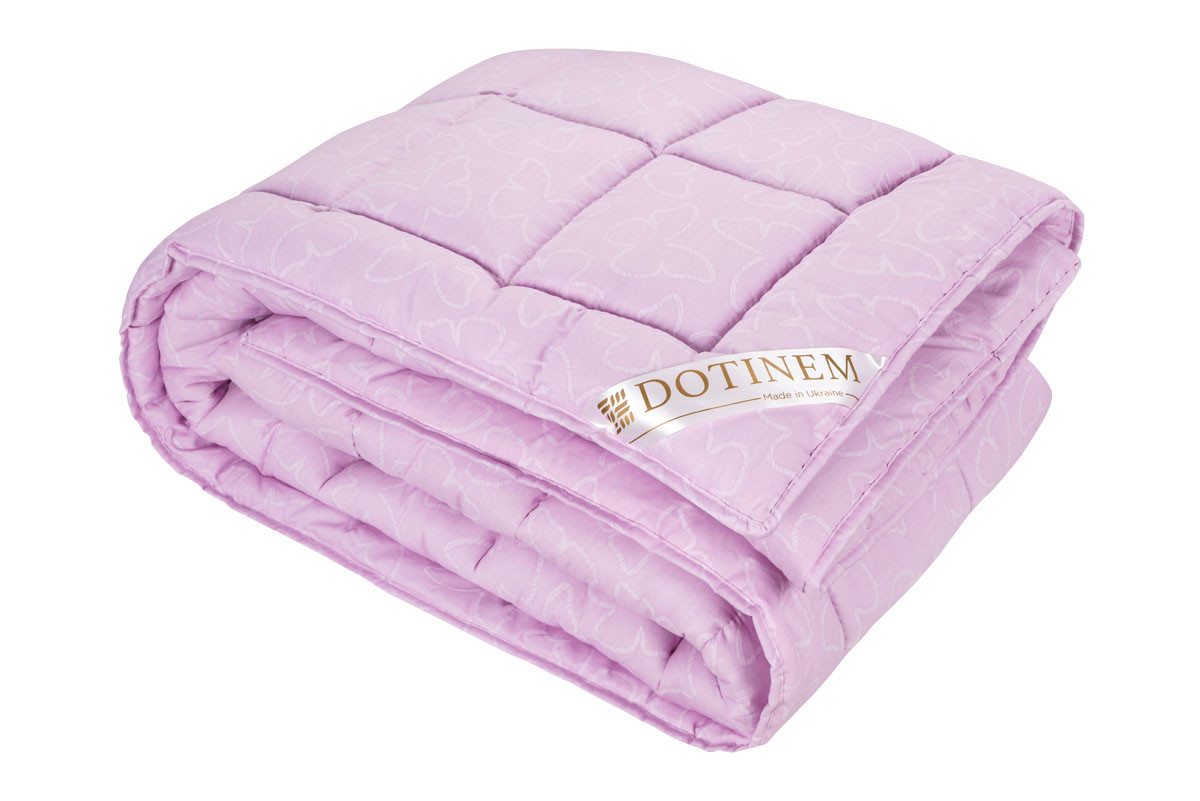 Одеяло DOTINEM SAXON овечья шерсть евро 195х215 см (214888-10)