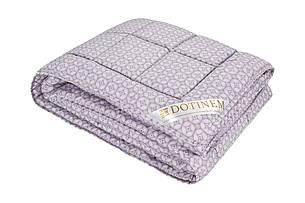 Одеяло DOTINEM VALENCIA ЛЕТО холлофайбер евро 195х215 см (214895-12), фото 2