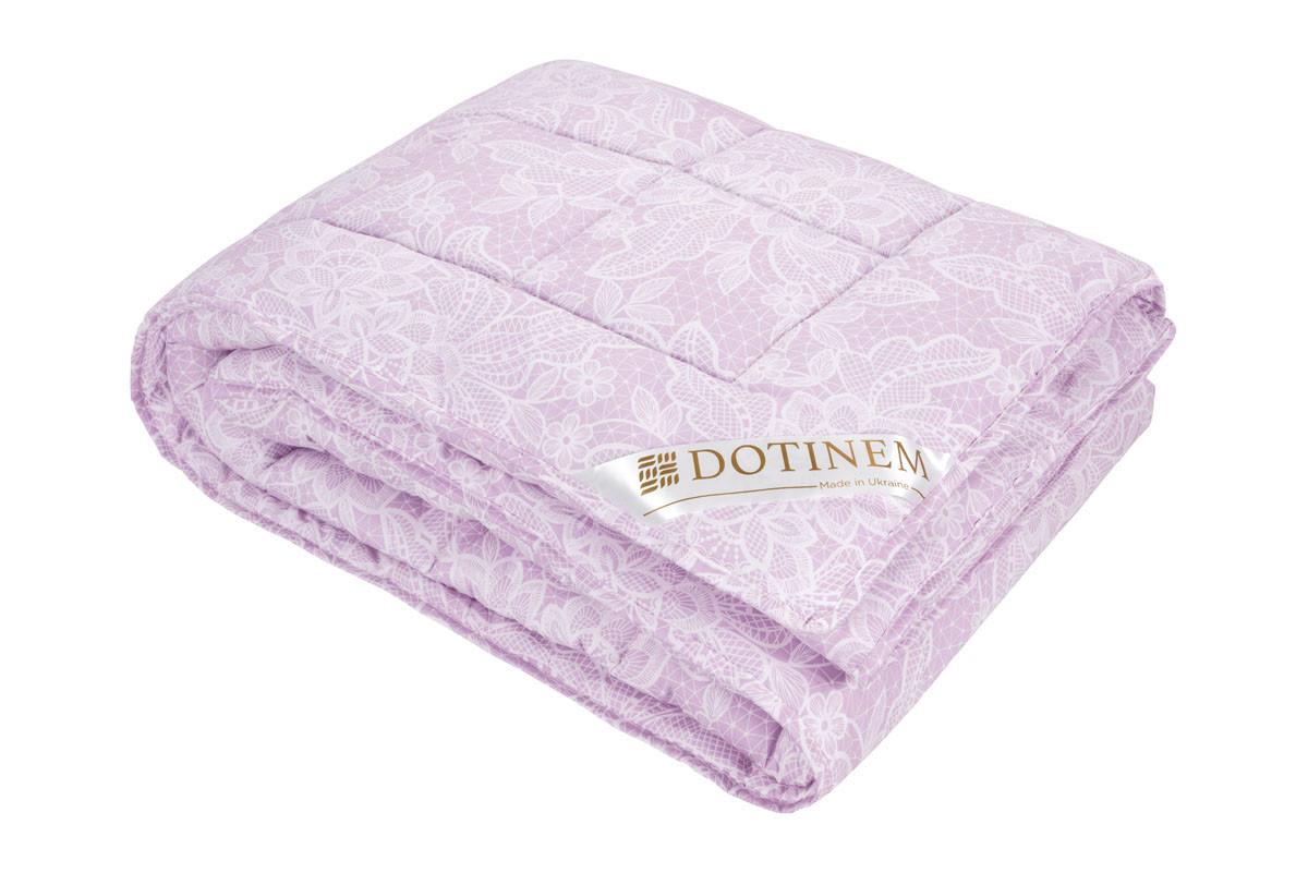 Одеяло DOTINEM VALENCIA ЛЕТО холлофайбер полутороспальное 145х210 см (214873-9)