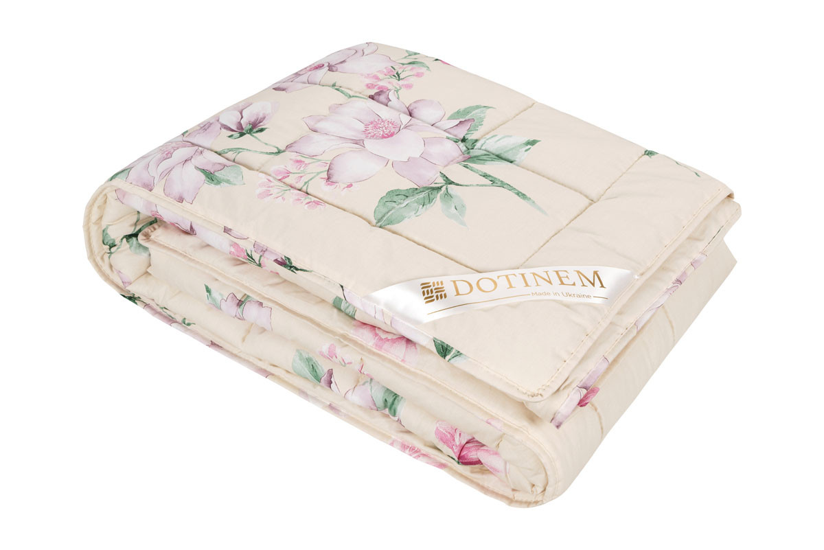 Одеяло DOTINEM VALENCIA ЛЕТО холлофайбер полутороспальное 145х210 см (214873-11)