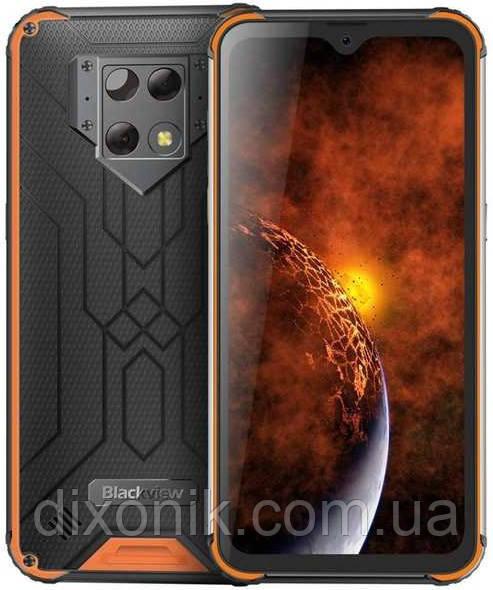 Смартфон Blackview BV9800 Pro orange ТЕПЛОВИЗОР