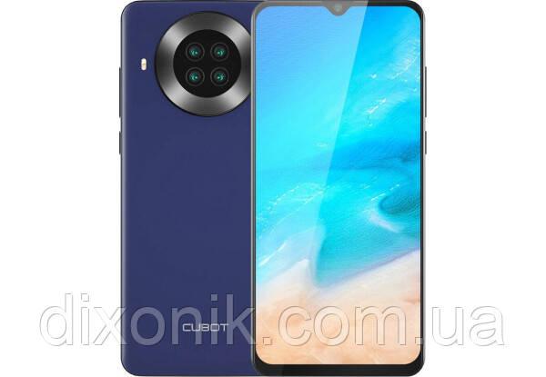 Смартфон Cubot Note 20 Pro blue ОЗУ 6Гб встроенная память 128 Гб Акция!!!