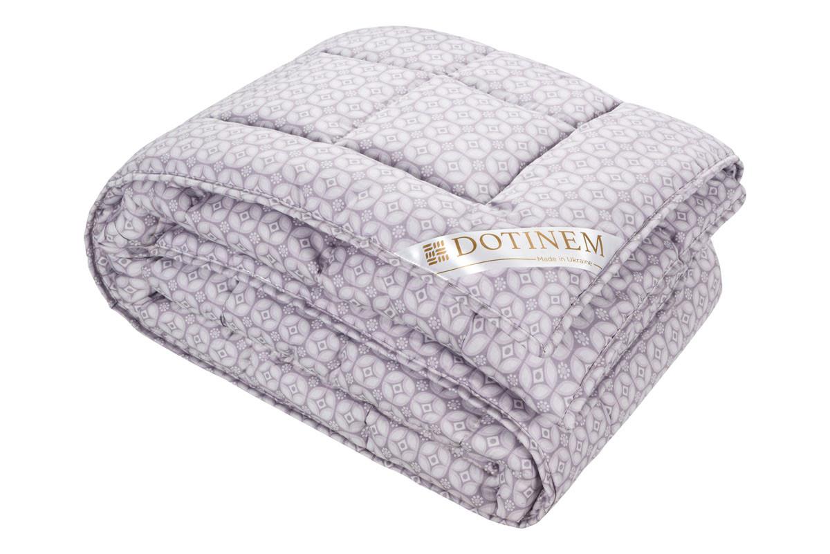 Одеяло DOTINEM SAXON овечья шерсть полутороспальное 145х210 см (214871-12)