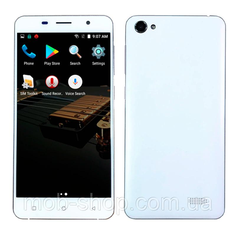 Смартфон H-Mobile 4G white 4 ядра 2/16 Гб
