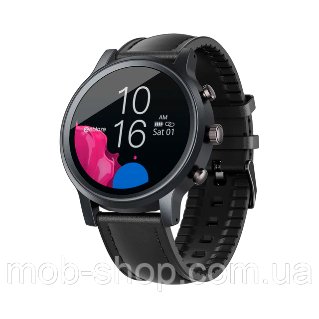 Смарт часы Smart Watch Zeblaze NEO 3 black