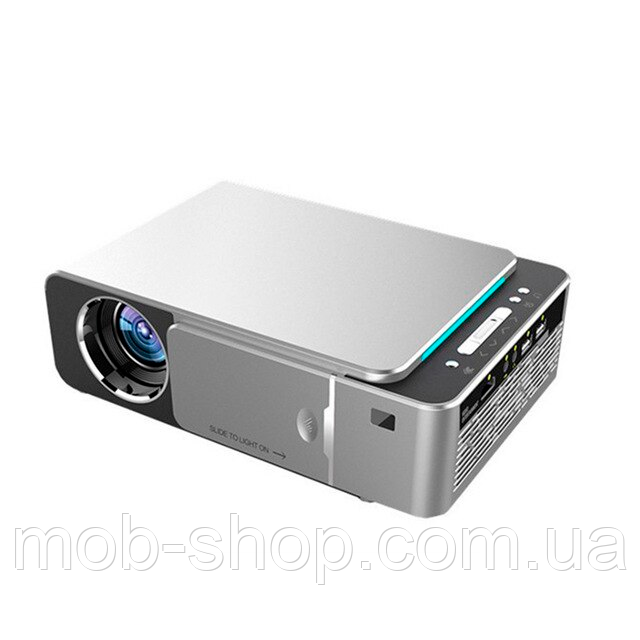 Проектор Everycom T6 silver. HD