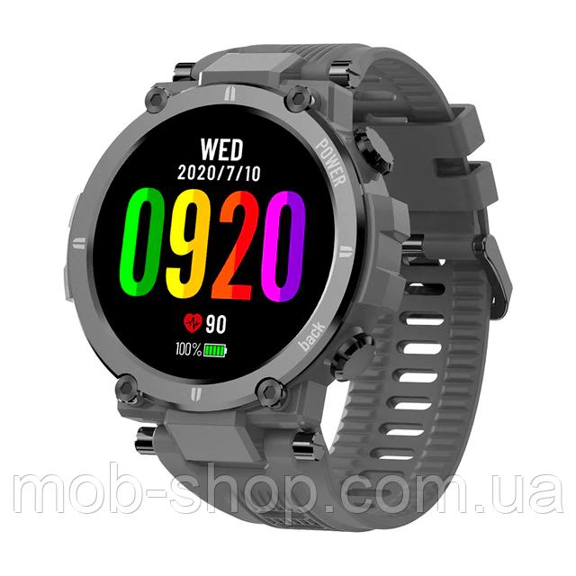 Смарт часы Smart Watch Kospet Raptor gray