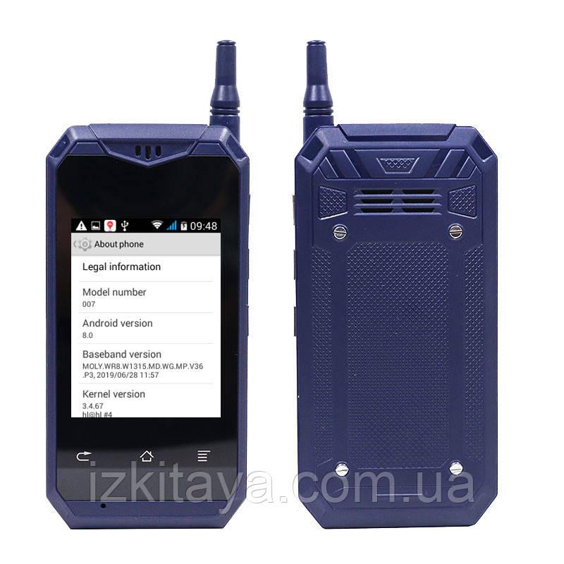 Смартфон H-Mobile 007 blue. 3G, Android Топ цена!!!