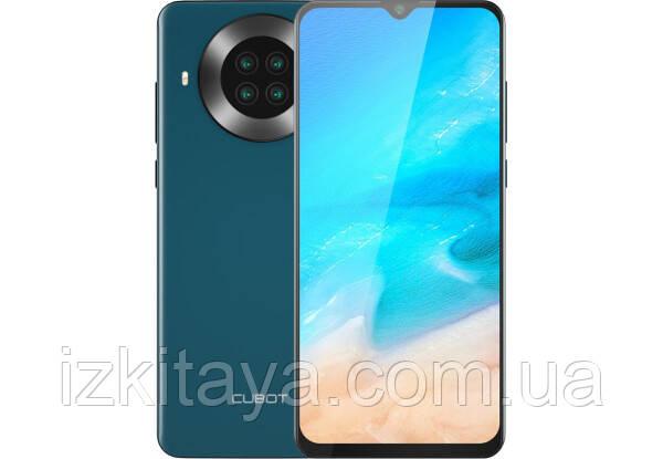 Смартфон Cubot Note 20 Pro green батарея 4200 mAh 6/128 Gb памяти Акционная цена!!!