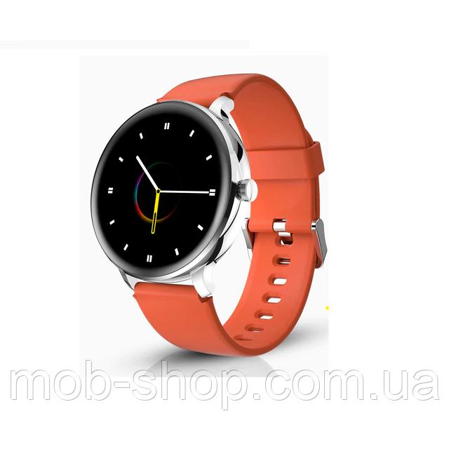 Смарт годинник Blackview X2 silver розумний годинник для смартфону Android IOS Bluetooth
