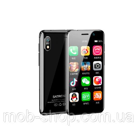 Смартфон Tkexun S18 (Satrend S18) black + стартовий пакет Sweet TV у подарунок