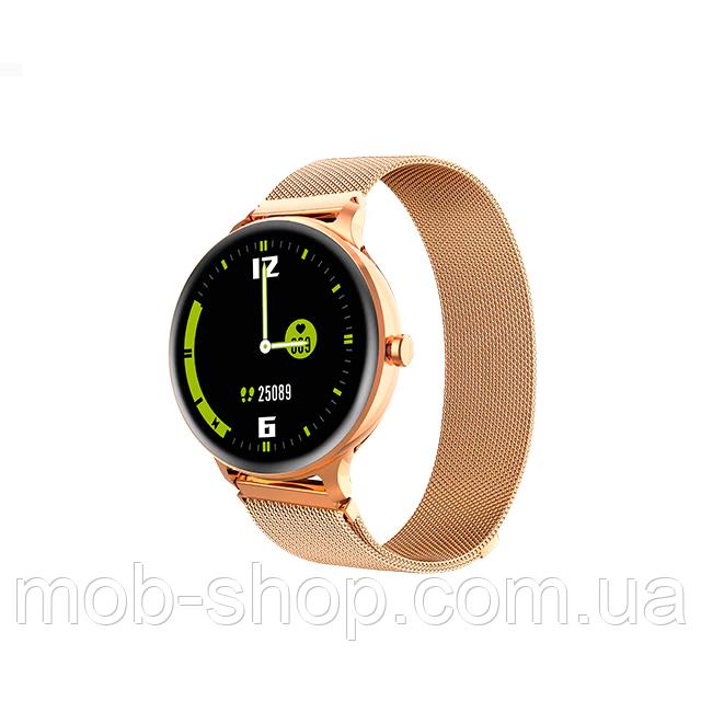 Смарт годинник Blackview X2 gold розумний годинник для смартфону Android IOS Bluetooth