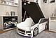 Дитяче ліжко машина BMW серії Преміум, фото 3
