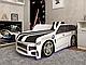 Дитяче ліжко машина BMW серії Преміум, фото 2
