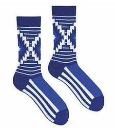Носки Sammy Icon Crio 36-40 Blue/White