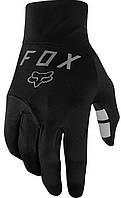 Водостойкие перчатки Fox Ranger черные, XL