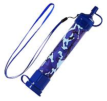 Портативний фільтр для води соломинка