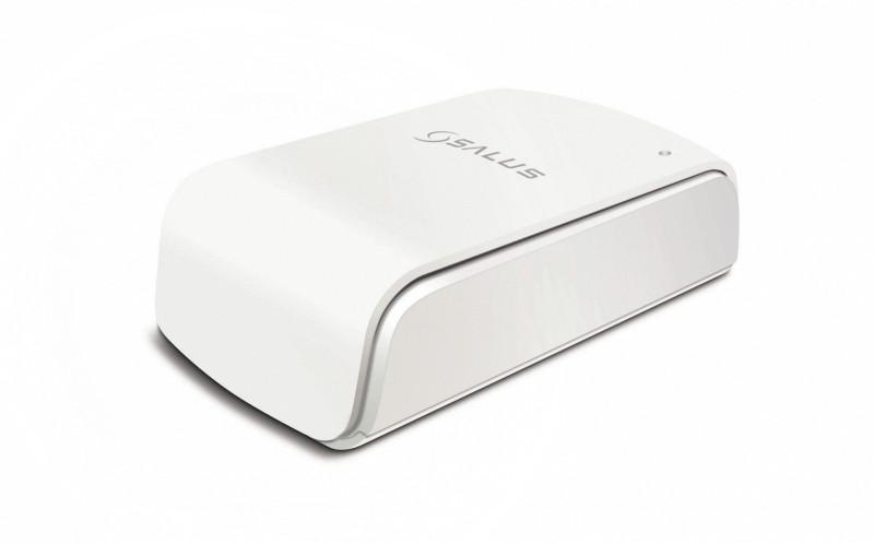 Зональный терморегулятор Salus беспроводной, 2xAA, для системы Smart Home TS600
