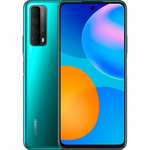 Смартфон HUAWEI P Smart 2021 4/128GB Crush Green (51096ABX) UA