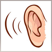 Для покращення слуху
