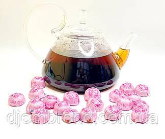 Чай Черный Шу Пуэр мини Точа Роза, 5-7 г