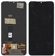 Дисплей Xiaomi Mi9 OLED + сенсор чорний