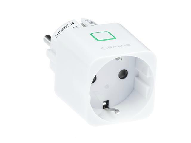 Умная розетка Salus для системы Smart Home SPE600
