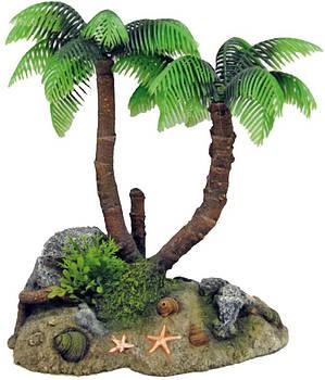 Декор в аквариум Остров Фиджи М 20*12*22 см (керамика) Croci Amtra