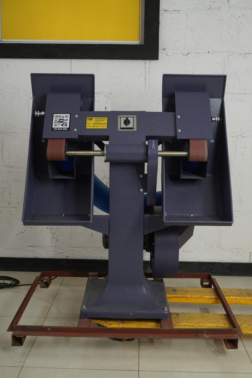 Машина для шершовки заготовки SP23-2B (ленточная)