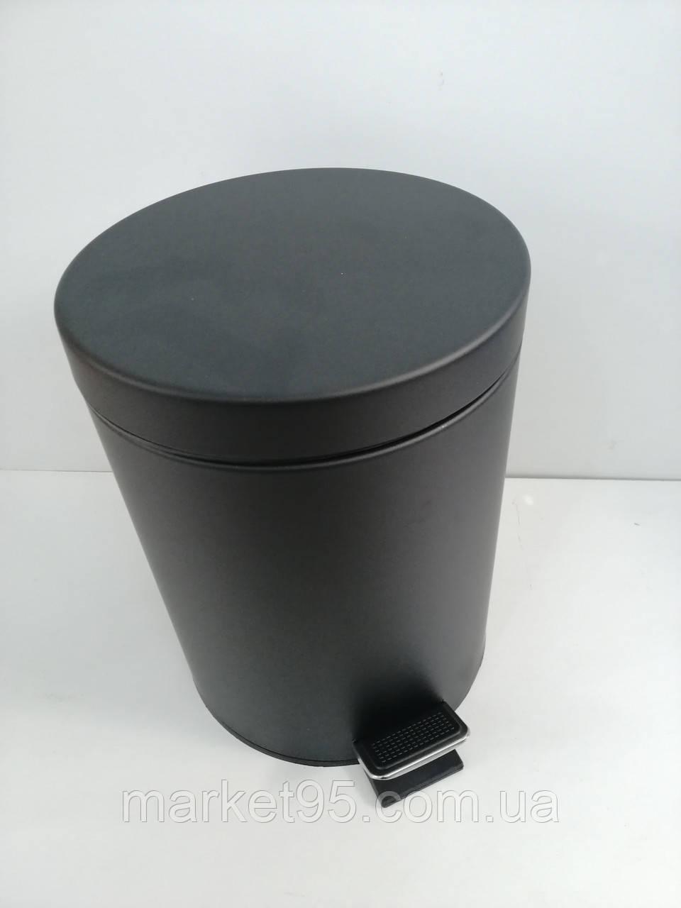 Відро для сміття 5 л. з педаллю