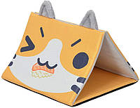Домик для животного CROCI Pyramide Catmania, 45x45x33см