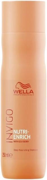 Шампунь Wella Professionals Invigo Enrich питательный с ягодами годжи 250 мл