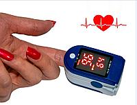 Пульсоксиметр LK87, СЕРТИФИКАТ прибор для измерения кислорода в крови, фото 1