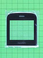 Стекло дисплея Nomi i220 черное Оригинал