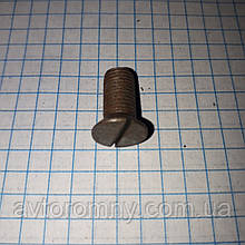 Болт гвинт зчеплення М 8 крок 1 МТ 9 10 11 12 16 Дніпро Урал К-750 петлі дверей ГАЗ