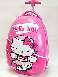 Детский чемодан на колесах Хелло Китти, Hello Kitty-2
