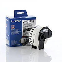 Картридж Brother для специализированного принтера QL-1060N/QL-570QL-800 (29mm x 30.48M) (DK22210)
