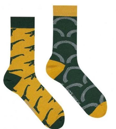 Носки Sammy Icon Druzhba 40-46 Yellow/Khaki