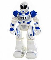 Робот полицейский интерактивная игрушка на радиоуправлении.