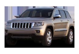 Дефлектор на капот (Мухобойки) для Jeep (Джип) Cherokee III (WK2) 2010+