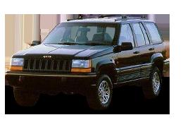 Дефлектор на капот (Мухобойки) для Jeep (Джип) Cherokee I (ZJ) 1993-1998