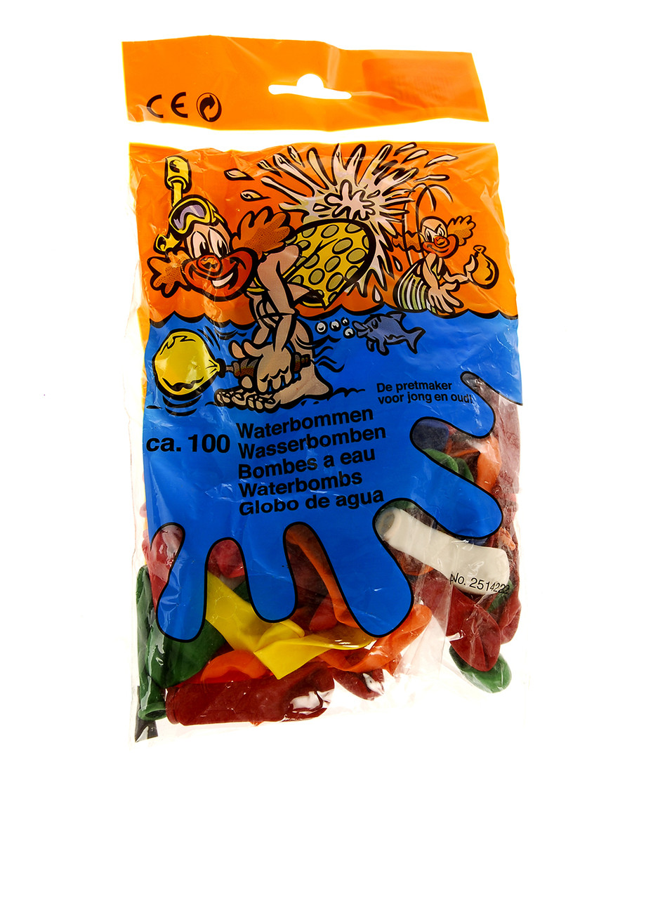 Надувные шарики Edeka 100 шт.