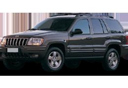 Дефлектор на капот (Мухобойки) для Jeep (Джип) Cherokee II (WJ) 1999-2004