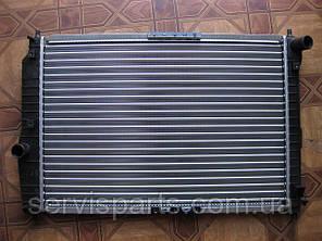 Радиатор охлаждения на Chevrolet Aveo 1.5 (Шевроле Авео), фото 2